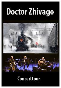 Doctor Zhivago Nieuwe productie 2014-2015
